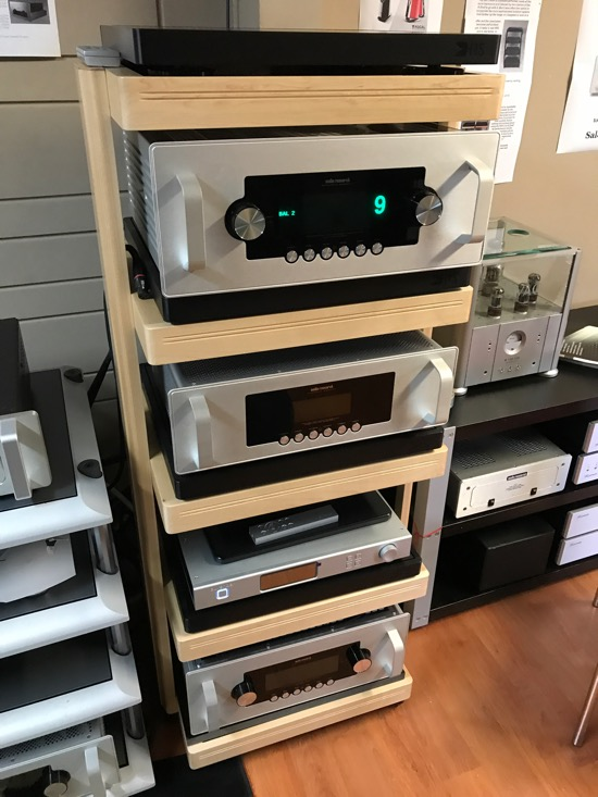 Angie is one of Audio Research Corporation's most important and influential dealers. One of my true loves of high end audio.  The  legacy company of our avocation.