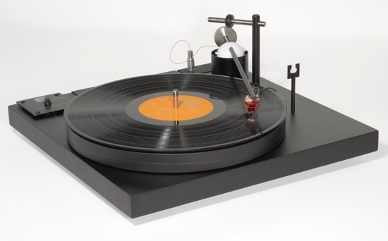 The Well Tempered Lab Simplex Turntable
