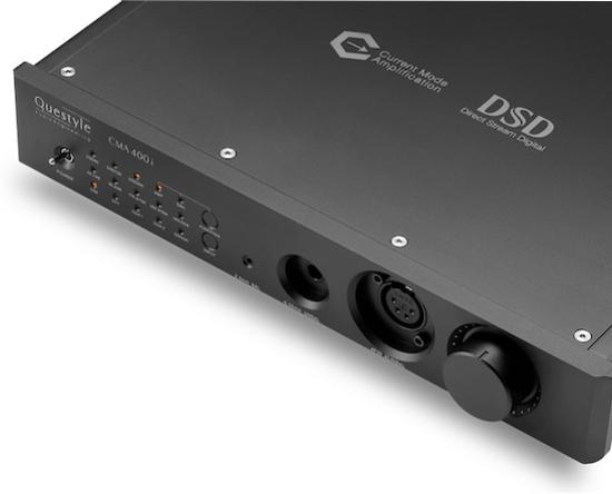 Questyle Audio CMA400i DAC with Headphone AMP