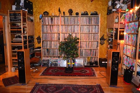 A wonderul listening space.