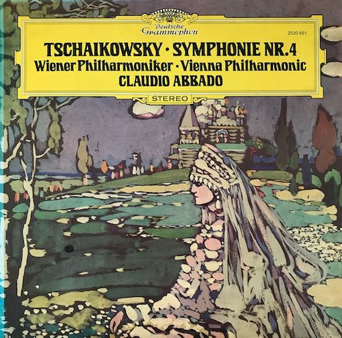 I purchased this album many years ago and it has never been bettered in my collection. My favourite Tchaikovsky symphony LP. Very fine recording with a fabulous interpretation by Abbado and playing to match. Should be pretty easy to find.