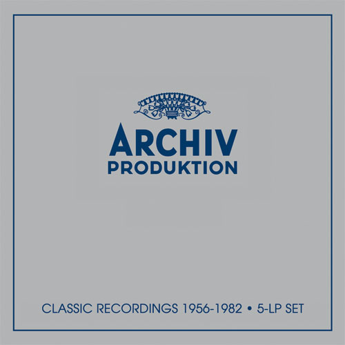 Arkiv recordings were my baroque recordings of choice growing up. Karl Richter and his Munchener Bach-Orchester along with Nikolaus Harnoncourt and others produced gem after gem. Included on this reissue celebration are definitive recordings of Bach, Biber, Couperin, Handel and others.