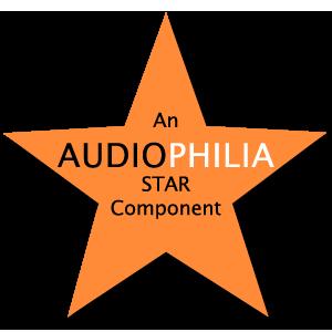AudiophiliaStarComponentAward.png