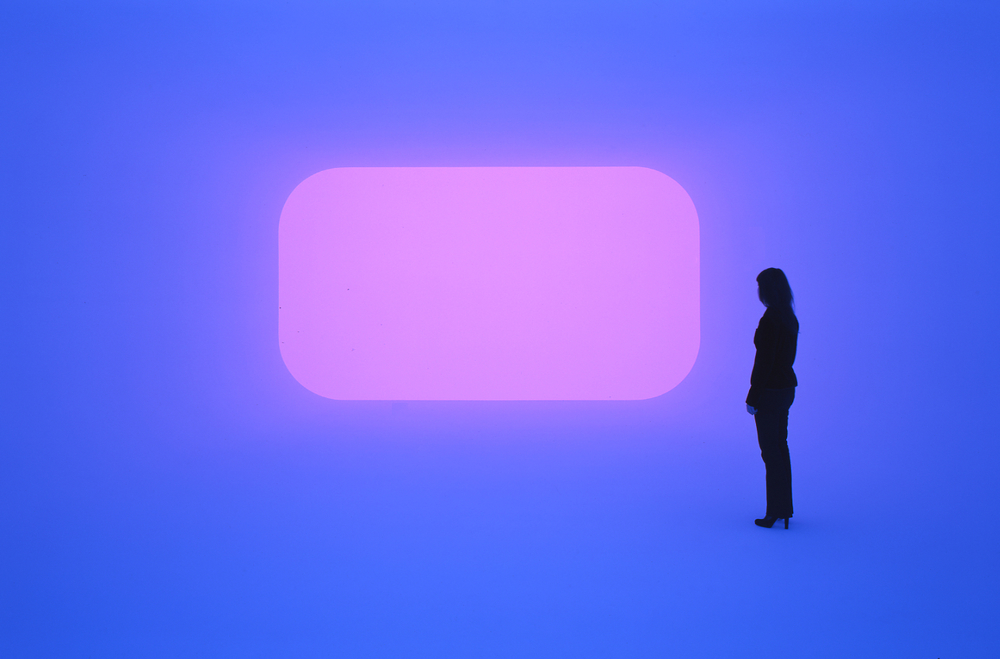 """Director X referenced James Turrell's """"Wide Out"""" (1998) for the """"Hotline Bling"""" set design"""