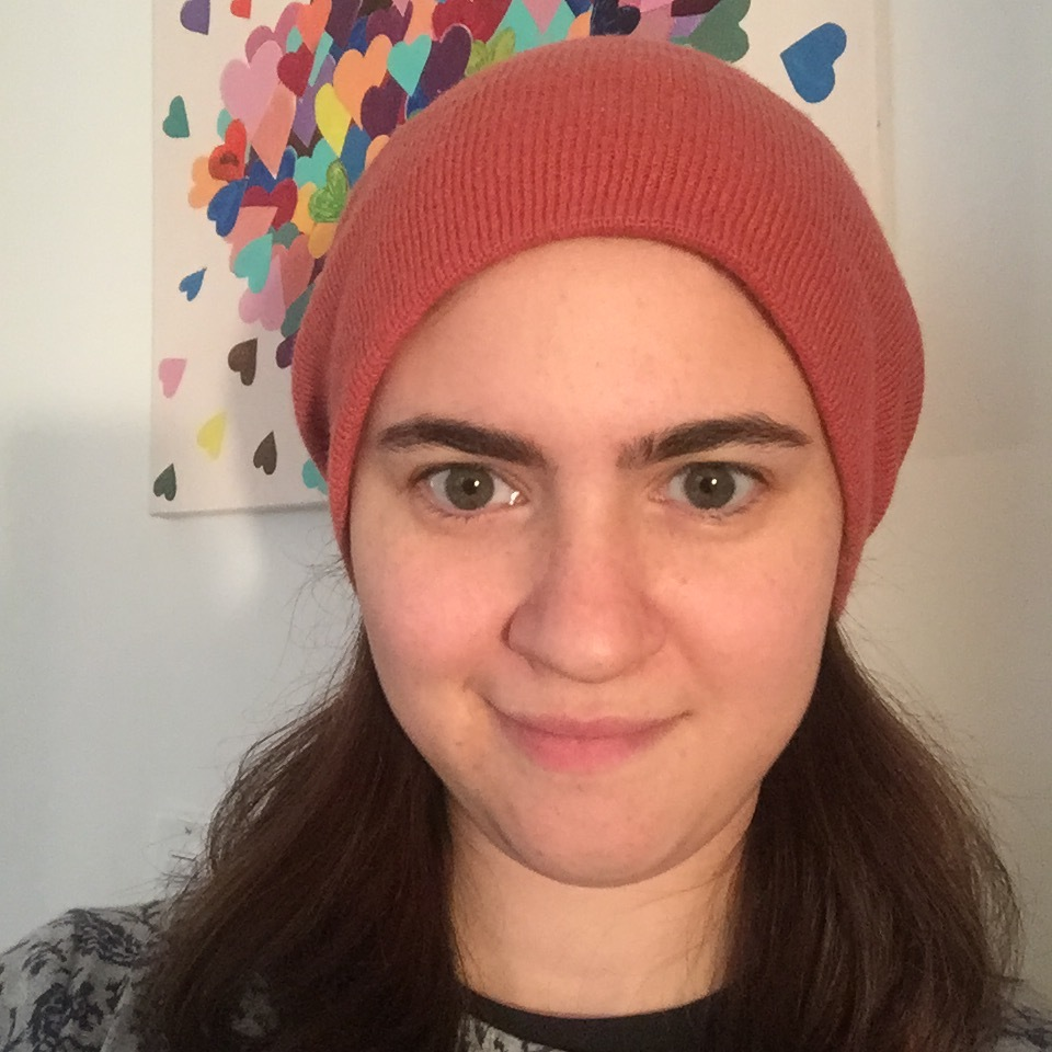 Un-Instagrammed Makeup Free Mondays Selfie #picsoritdidn'thappen