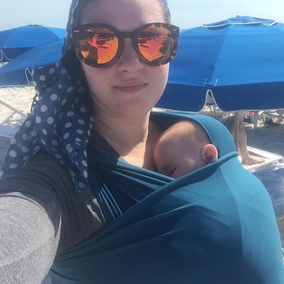 Everywhere Carrier after a Long Beach Walk