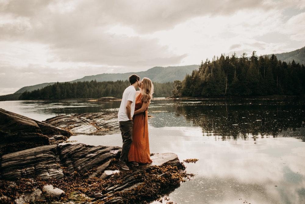 Tessa + Tyler | Northern B.C. Engagement