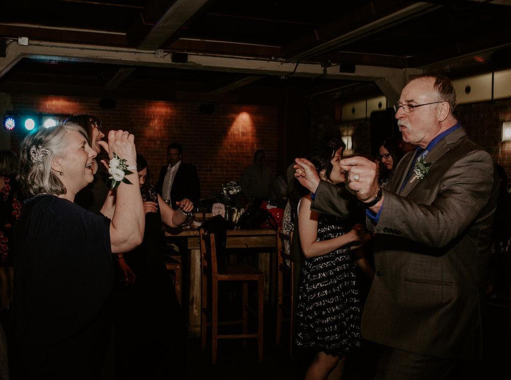 Edmonton Brewery Wedding