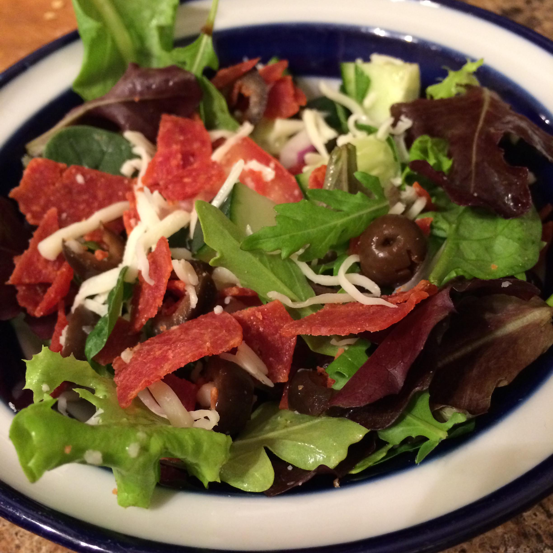 TexItalian Chopped Salad