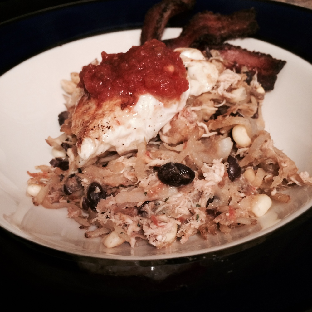 Southwest Breakfast Hash