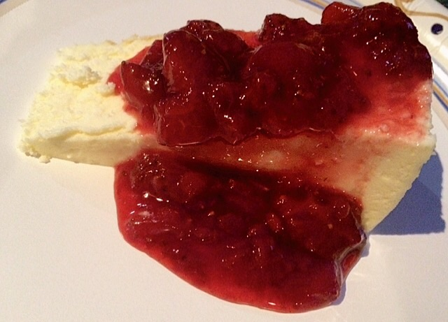 Strawberry-Cabernet Compote