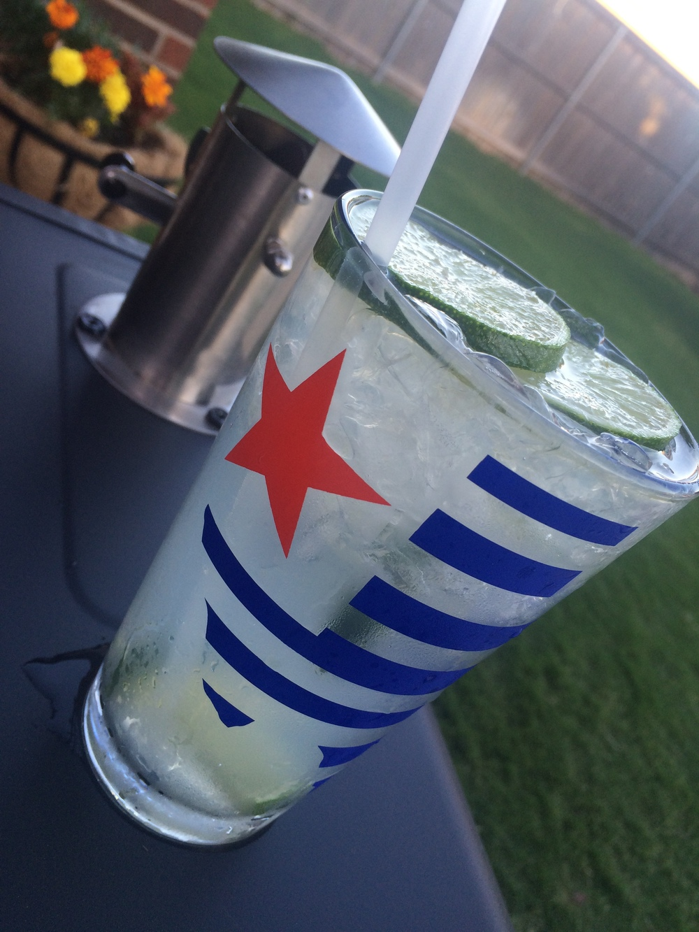 Lime Vodka Press