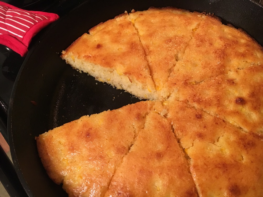 Jalapeno-Honey Cornbread