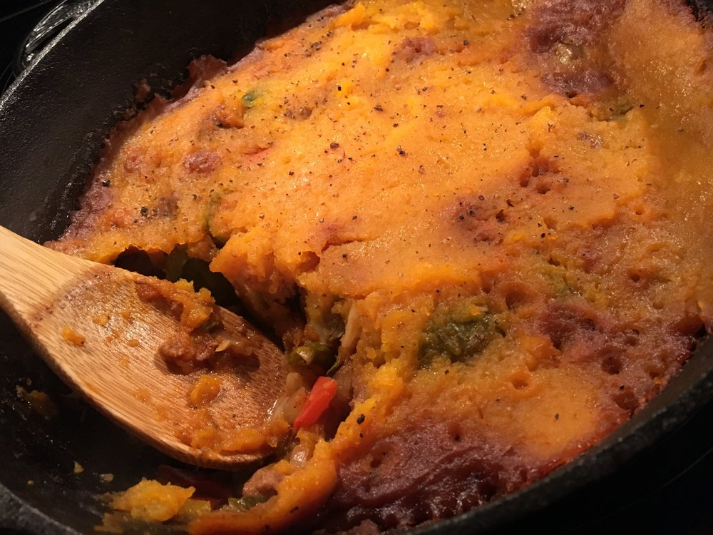 Southern Paleo Shepherds Pie