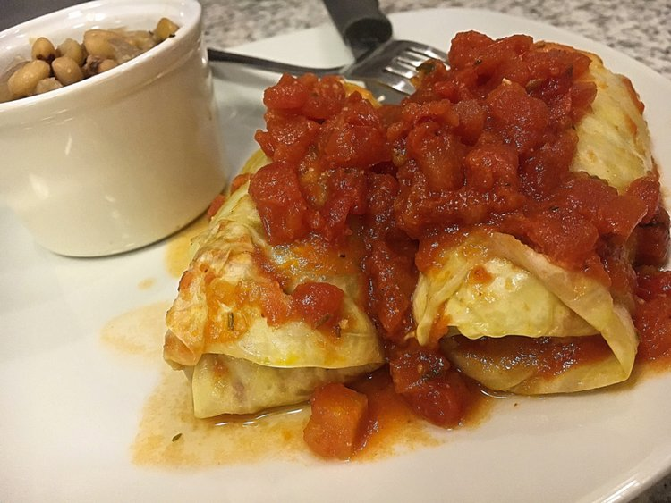 European Cabbage Rolls