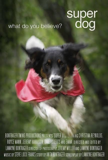 emma the super dog