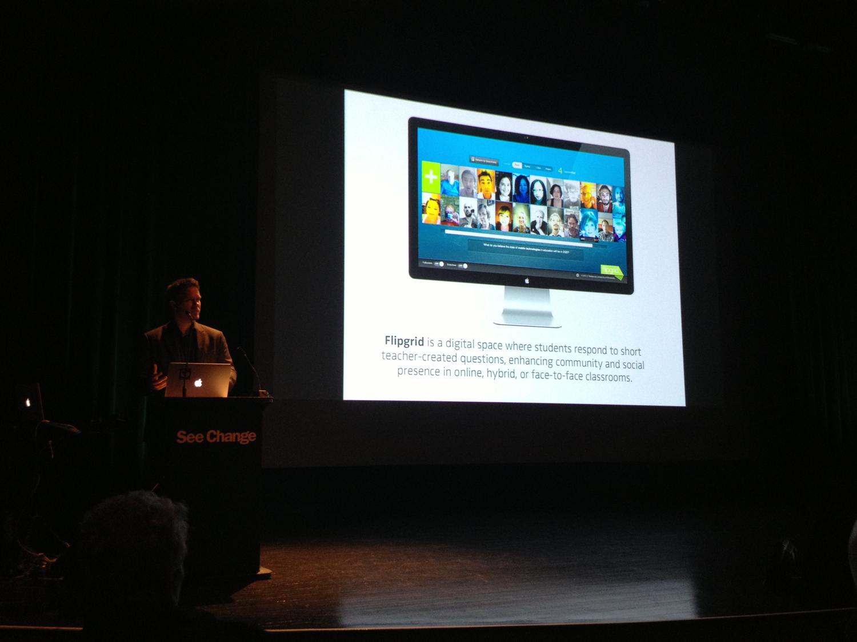 Flipgrid presented at See Change 2013 — Flipgrid