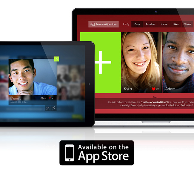 Flipgrid: Now available on iPad