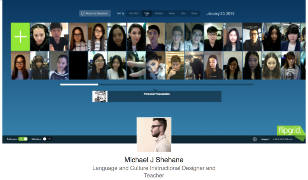 5 strategies for using Flipgrid in the language learning classroom
