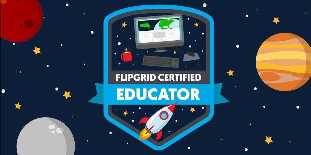 Blast Off By Becoming Flipgrid Certified Flipgrid