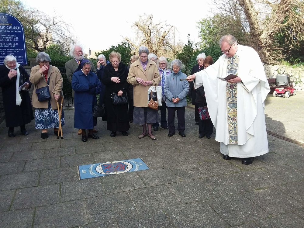 Father Mark blessing mosaic.jpeg