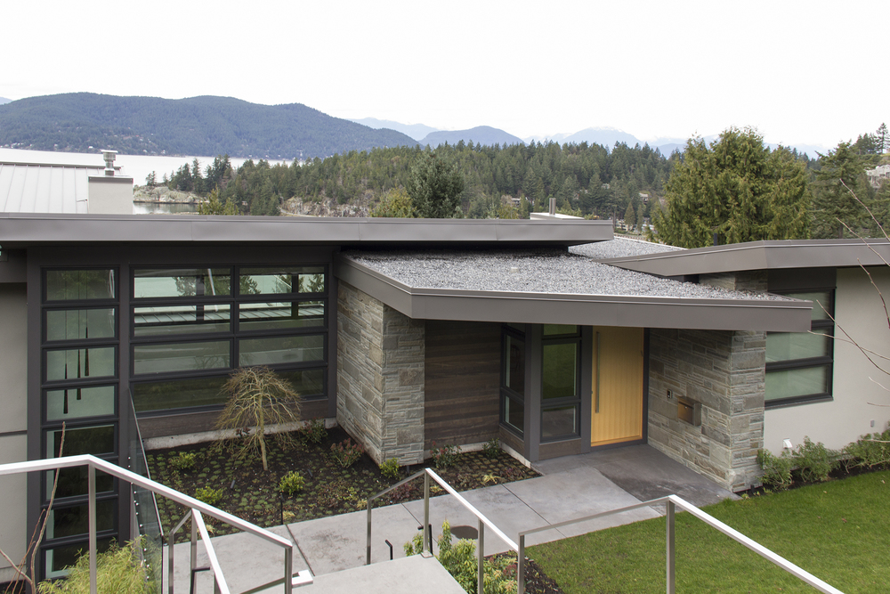 whytecliff residence