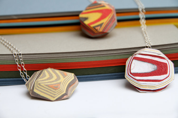 Jewellery piadesign processed paper pendants fabriano 1g aloadofball Gallery