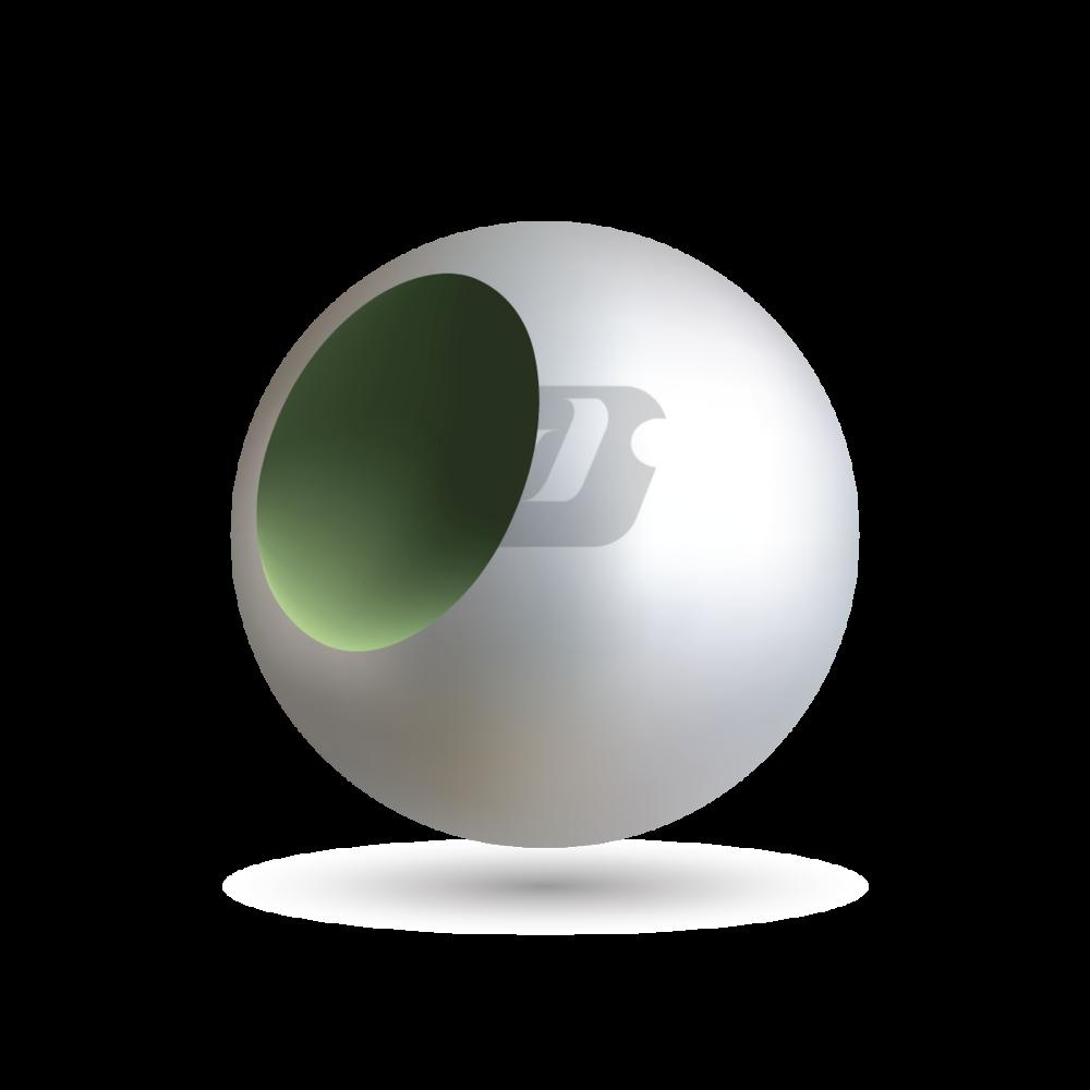 空心可溶压裂球