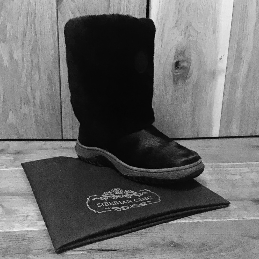 Siberian Chic Luxury Sheepskin Fur Boots And Accessories Lifestyle Ski Snow Charlie Pallett London Fashion Blog