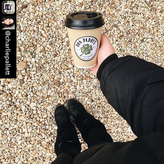 Lovely shot of The Rutland Blogger enjoying it lovely boots!! Repost from @charliepallett using @RepostRegramApp - Coffee and comfy footwear!  Today's dog walking essentials with @BoosWalkingSchool. ☕️🐾✌🏻 #Rutland #walking #country #boots #bootseason #shoes #womenswear #womensfashion