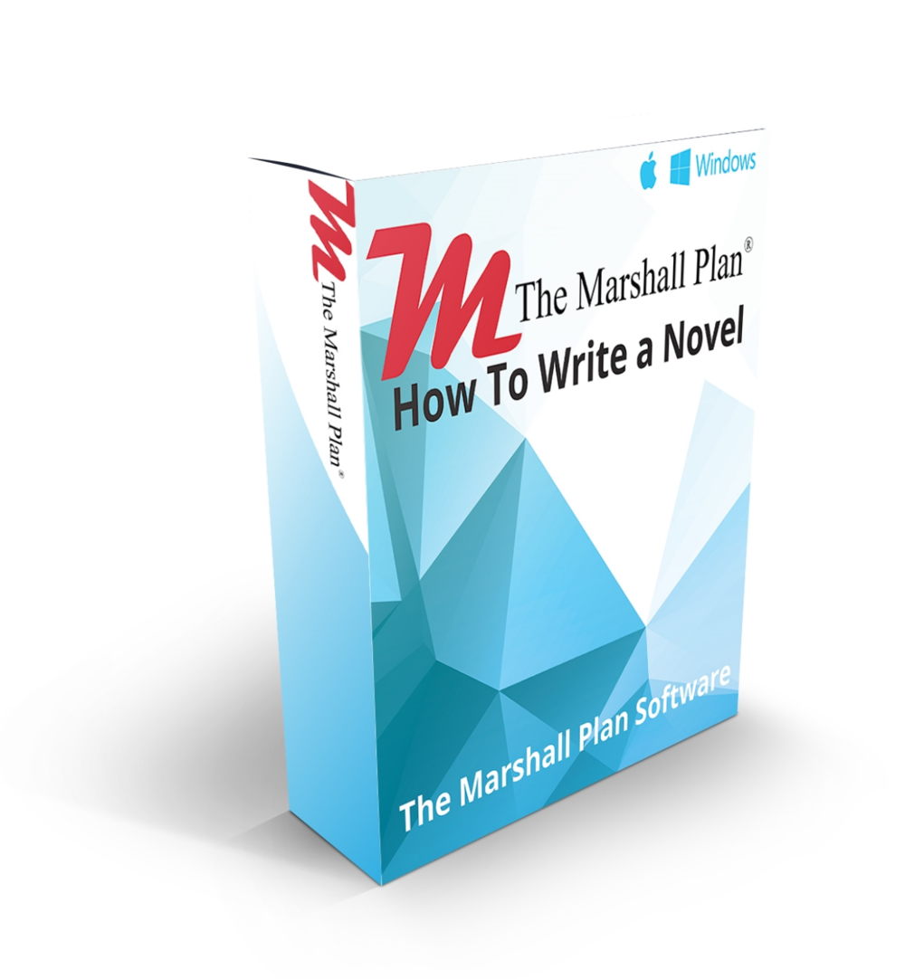How To Write A Novel-The Marshall Plan Software