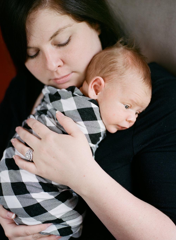 lifestyle newborn nursery photographers nashville