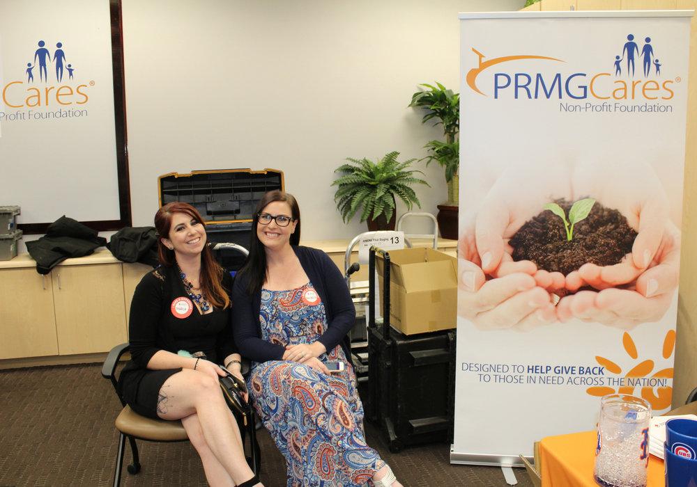 PRMG Cares Blood Drive