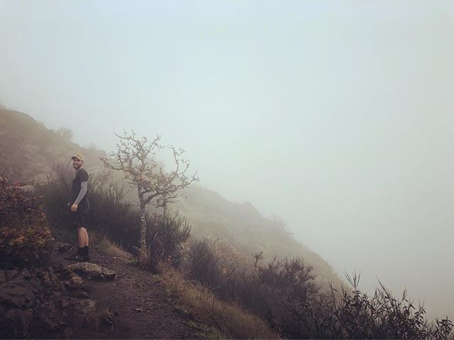After school hike #fog #victoria #fall #hike