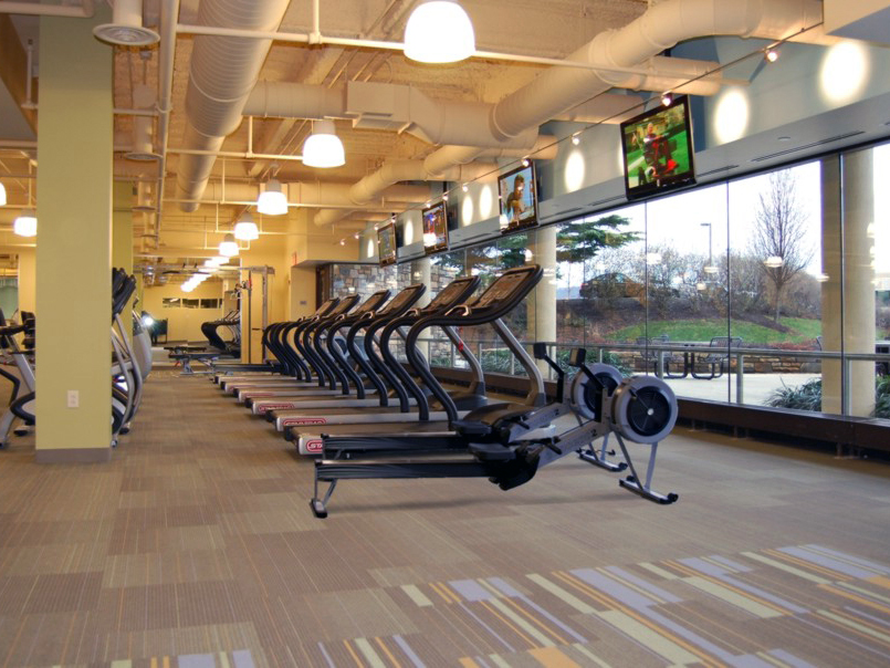 SHIRE FITNESS CENTER