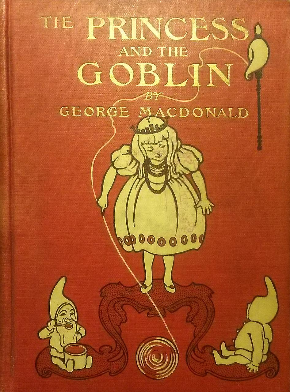 Princess and Goblin Lippincott 1907 (1912) Kirk and Hughes.jpg