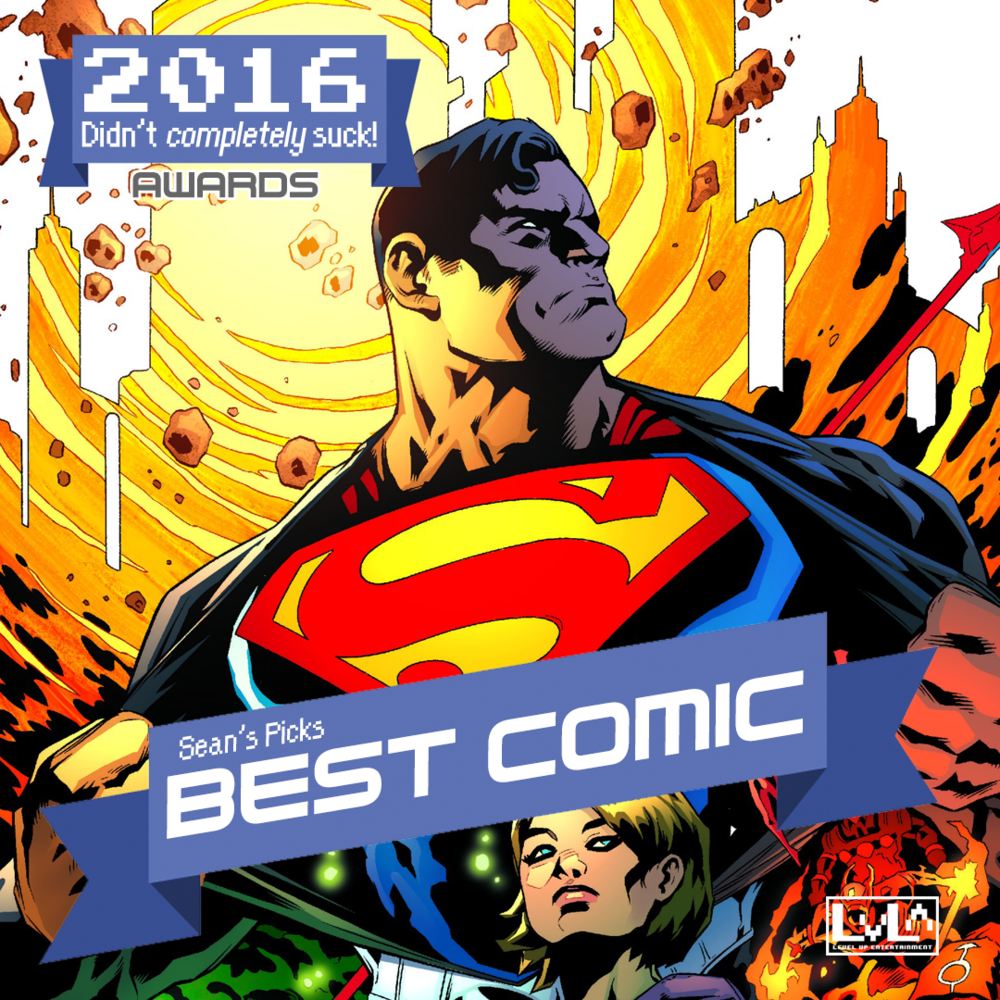 Best Comic - Superman (DC)