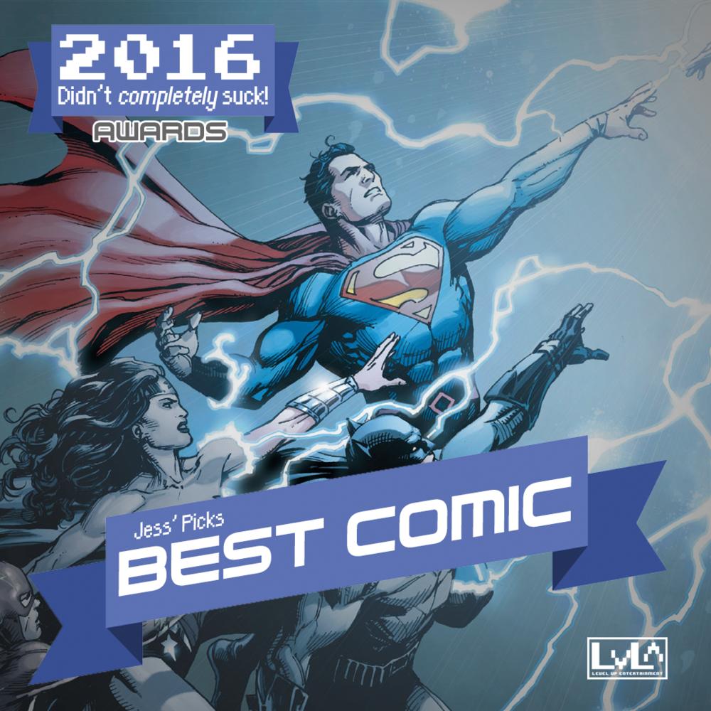 Best Comic - DC Rebirth (DC)