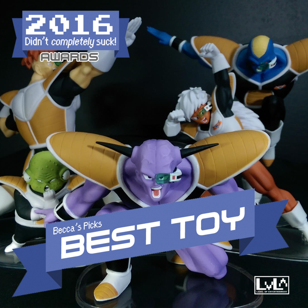 Best Toy - DBZ Ginyu Force Statues