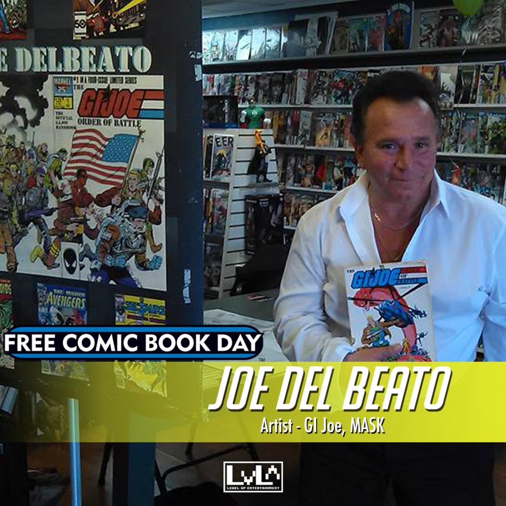 Joe Del Beato - Artist