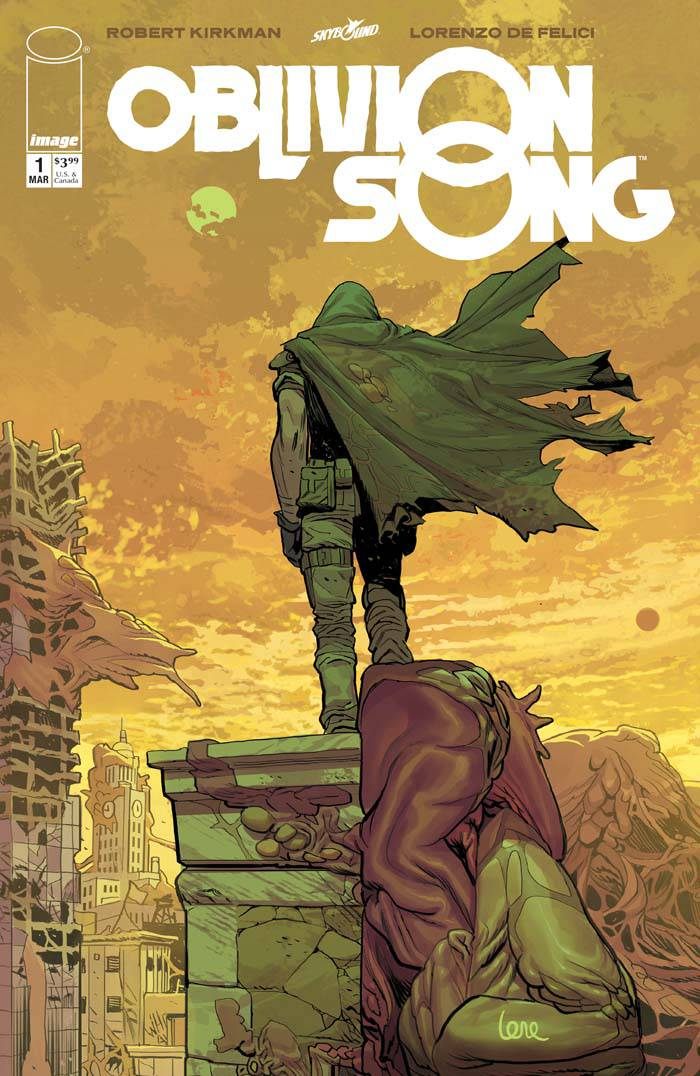 OBLIVION SONG BY KIRKMAN & DE FELICI #1