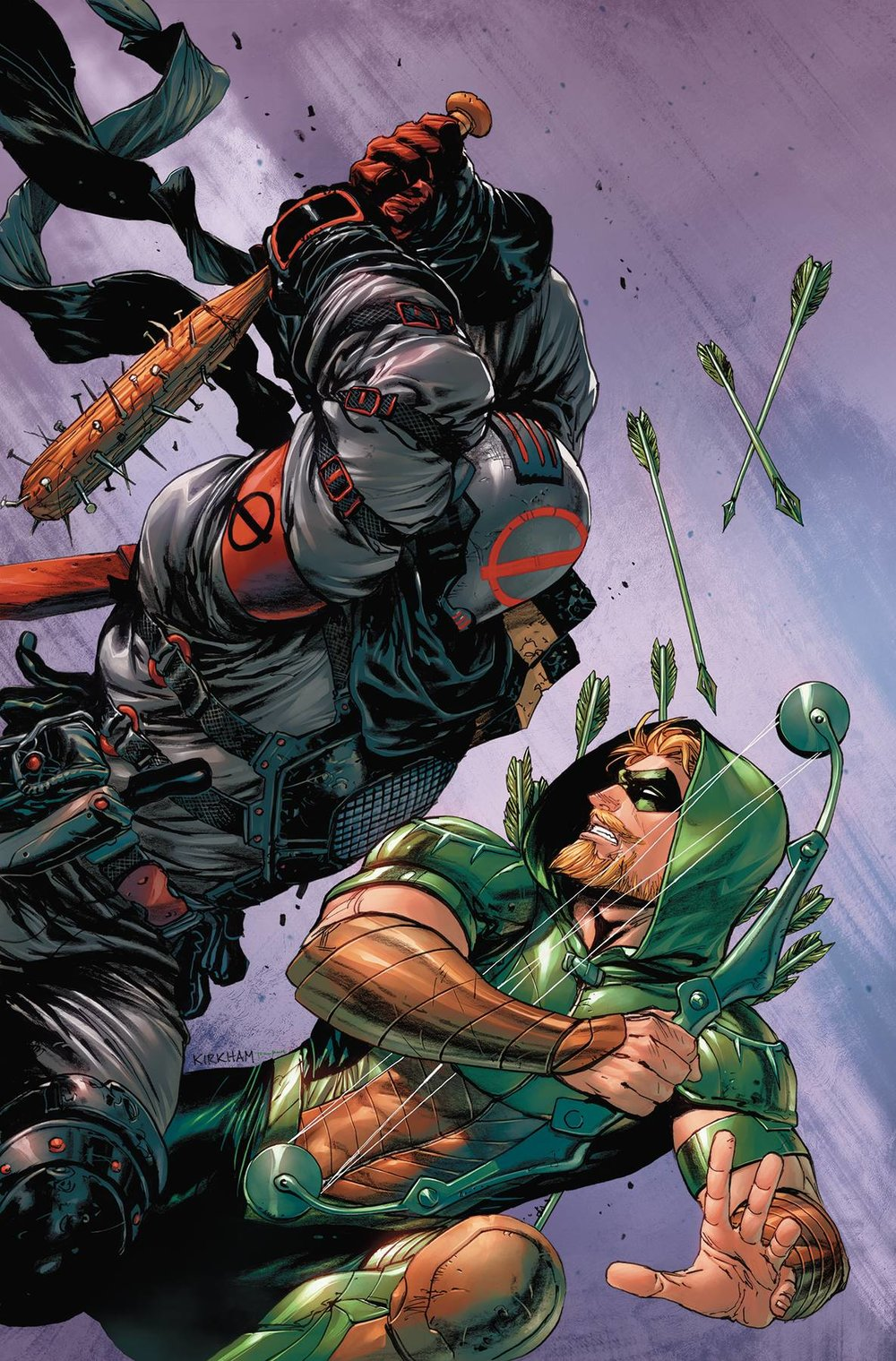 GREEN ARROW #39