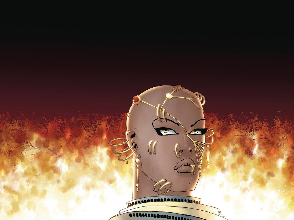 XERXES FALL OF HOUSE OF DARIUS #1