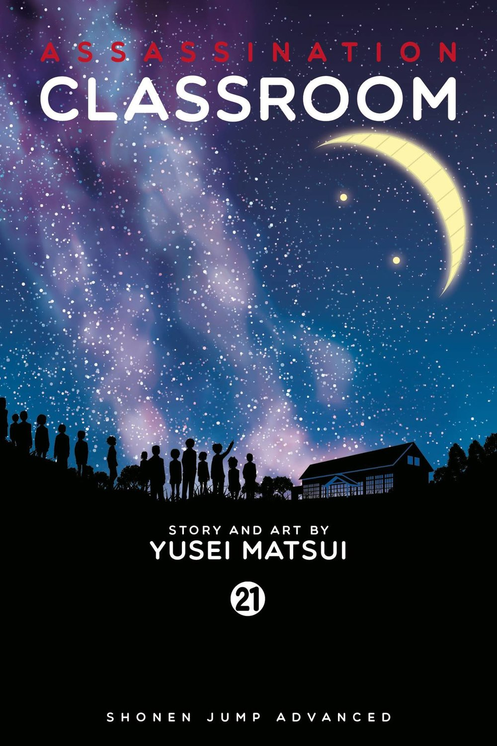 ASSASSINATION CLASSROOM GN VOL 21
