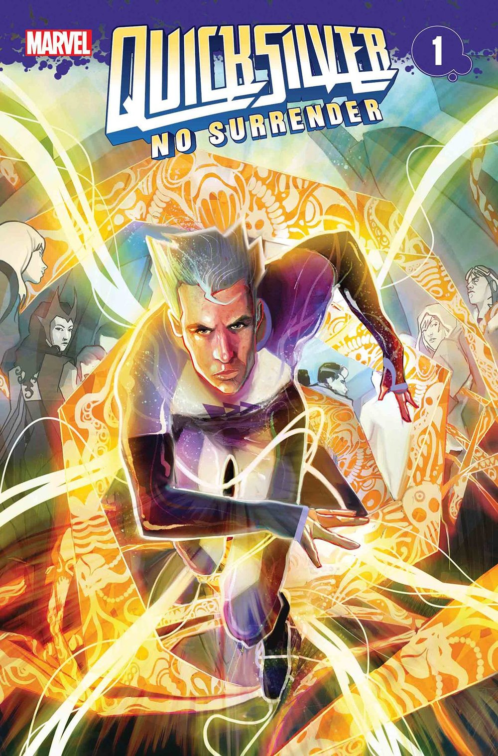 QUICKSILVER NO SURRENDER #1