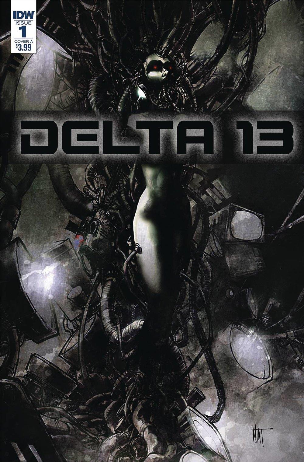 DELTA 13 #1
