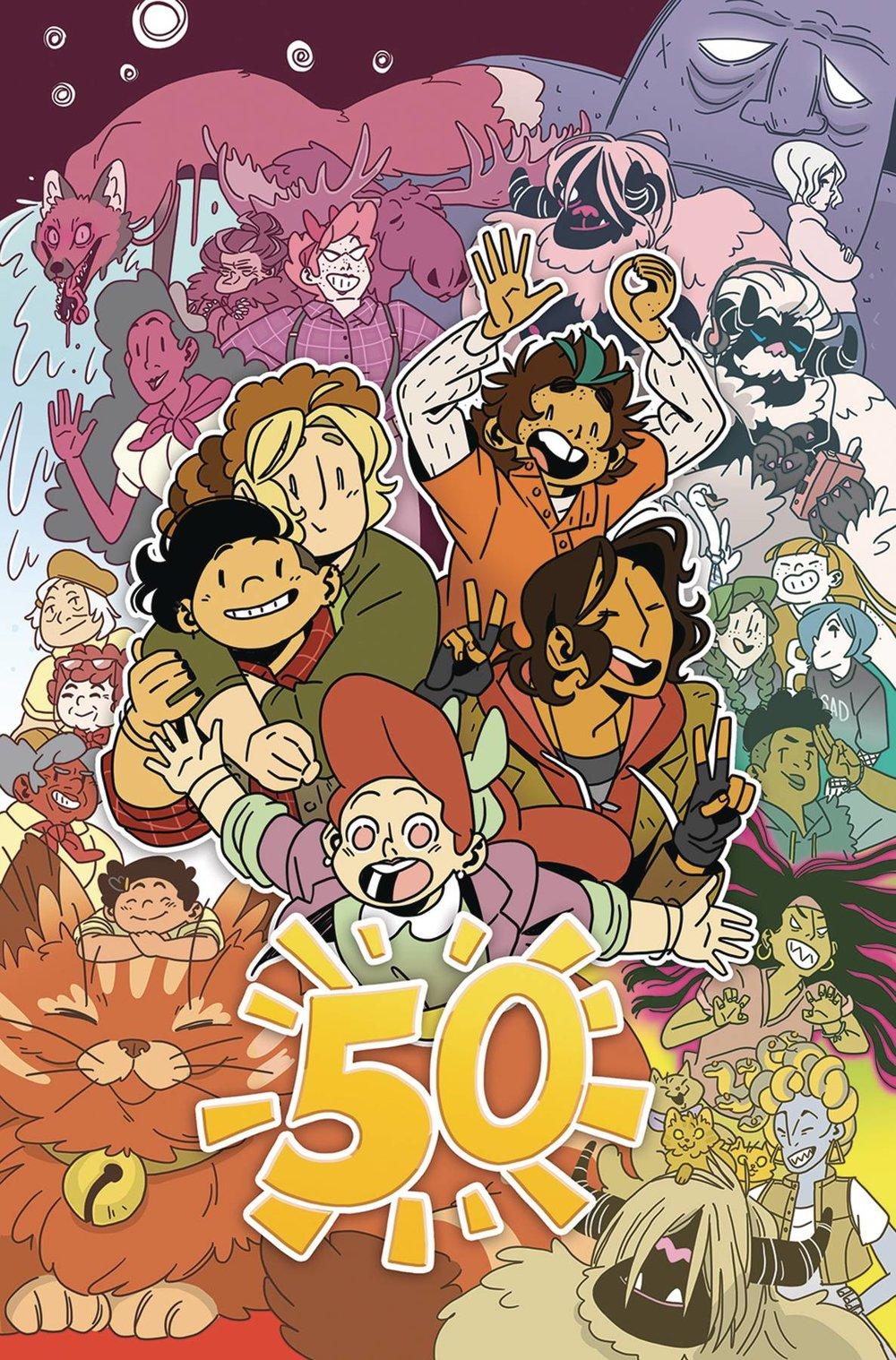 LUMBERJANES #50