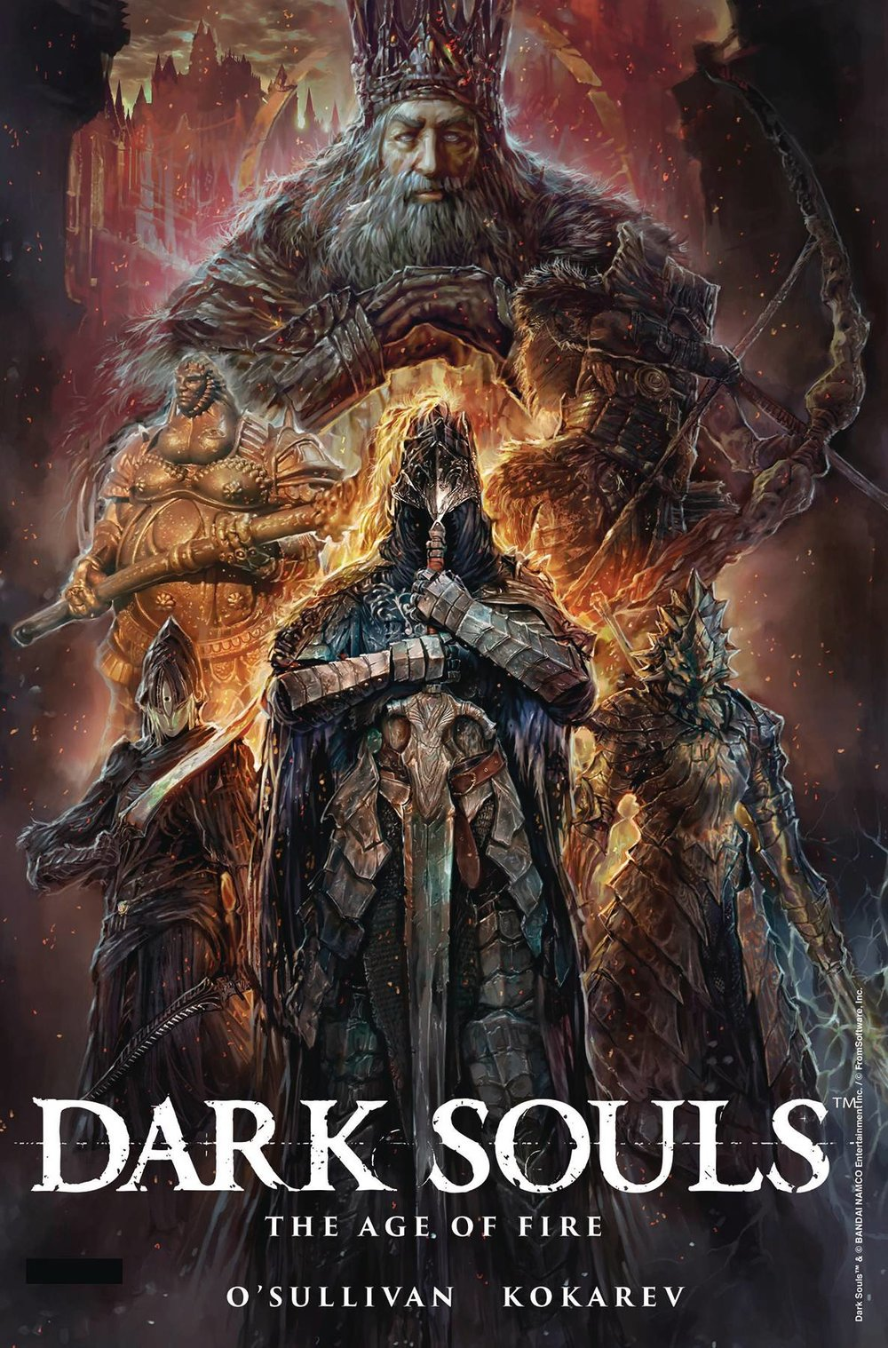 DARK SOULS AGE OF FIRE #1