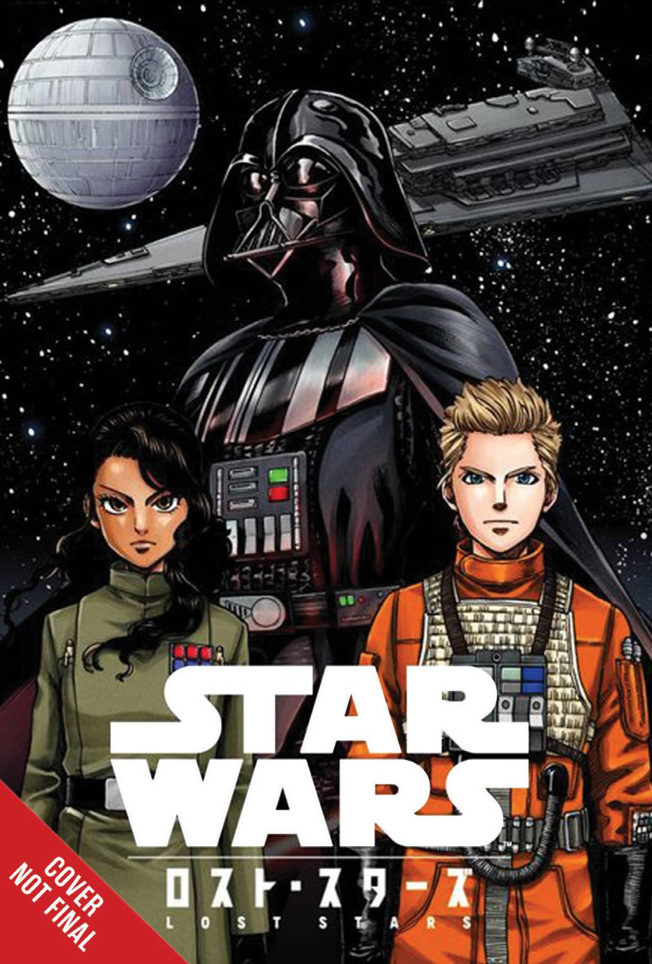 STAR WARS LOST STARS GN VOL 01