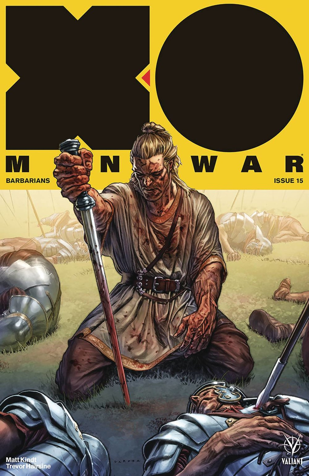 X-O MANOWAR (2017) (NEW ARC) #15